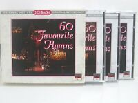 Various - 60 Favourite Hymns (CD) (1995)