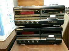 Two Soundesign Am/Fm Clock Radios