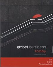 Global Business Today 3rd by Thomas Cronk, Rumintha Wickramasekera,Charles W. L.