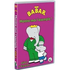 Babar Montre-moi l'exemple Volume 2 DVD NEUF SOUS BLISTER