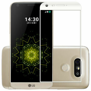Full Covered Tempered Glass Screen Protector Film 9H For LG G5 New