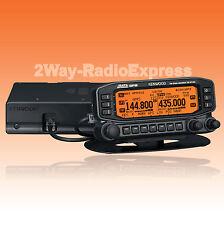 KENWOOD TM-D710GE, Built-in GPS and APRS TNC, Unlocked TX-RX range! TM-D710GA