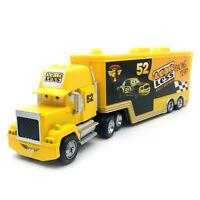Disney Pixar Cars Racers Leak Less 52 Hauler Truck 1:55 Diecast Model Loose Toys