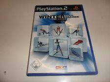 PlayStation 2  PS 2  RTL Winter Games 2007