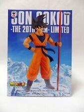 Dragon Ball Super Movie SON GOKU The 20th Film Limited Figure Banpresto Japan