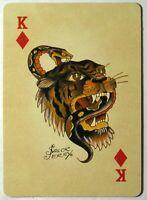 Sailor Jerry Rum Single Swap Playing Card - 1 card