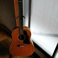GIBSON J50 Acoustic Guitar With Hard Case Good Used Item Shipping From Japan K