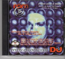 (FP718) D-Rom lssue 6, Miami - 1999 DJ Magazine CD