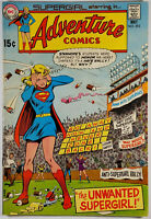Adventure Comics #393 FN 6.0 Supergirl DC Comics 1970 Bronze Age