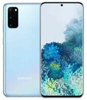 Samsung Galaxy S20 5G SM-G981U  128GB Cloud Blue (AT&T GSM UNLOCKED) Single SIM