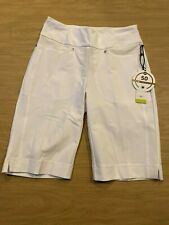 1 NWT TAIL WOMEN'S SHORTS, SIZE: 4, COLOR: WHITE (T2)