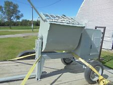 Towable Concrete Motar Mixer Gas Powered