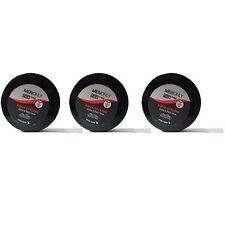Mon PLATIN Professional Wax X 3 Jojoba&black Caviar Aqua Styling 85ml Shipp