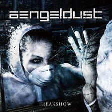 Aengeldust Freakshow CD 2014