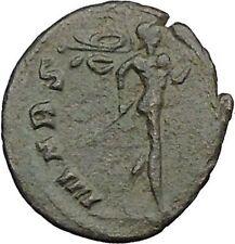 Claudius II Gothicus 268AD Ancient Roman Coin Ares Mars War God Cult   i39361