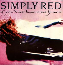 45T - SIMPLY RED / if you don't know me by now
