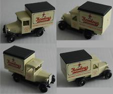 """Lledo - 1934 Chevy Box Van """"Hamleys"""""""