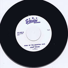 LARRY NOLEN - KING OF THE DUCKTAIL CATS - MONSTER STARDAY ROCKABILLY - REPRO