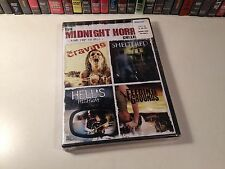 Rare New Sealed Midnight Horror Collection DVD Road Trip To Hell 4 Films