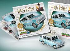 3D Puzzle - Harry Potter - Ford Anglia, 24 Teile, Rowling, Wrebbit, Zauberauto