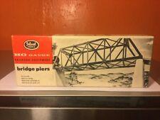 IDEAL MODELS HO SCALE RAILROAD BRIDGE PIERS #B111 (NOS)