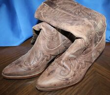 Vintage Cowgirl boots made in Spain 5 1/2