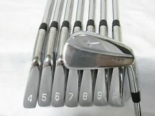 Used RH Mizuno MP-20 Forged Iron Set 3-P S400 Stiff Flex Steel Shafts