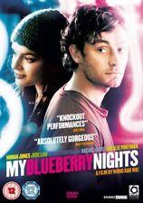 My Blueberry Nights [Blu-ray] [DVD][Region 2]