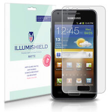 iLLumiShield Anti-Glare Matte Screen Protector 3x for Samsung Galaxy S Advance