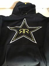 Rockstar Hoodie Sweater Mx Color Black Size XL.