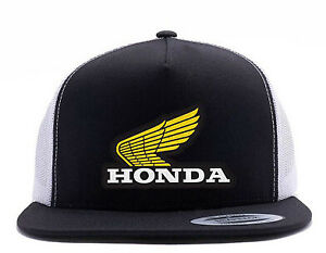 Factory Effex Honda Classic Snapback Hat Cap Motorcycle Dirt Bike