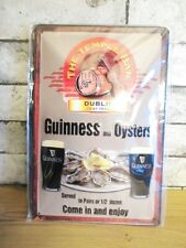 Tukan 8 x 11 cm Mini-Blechschild Guinness