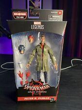 Marvel Legends Stilt-Man BAF Into The Spider-Verse PETER B. PARKER Figure