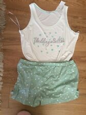 """M & S """"Wedding Belles"""" Short Pyjamas 16-18 New with Tags"""