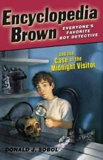 Encyclopedia Brown and the Case of the Midnight Visitor (Paperback or Softback)