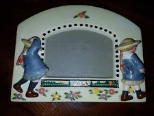 Mary Engelbreit Pals Ceramic Friendship 3D Frame Designed By Michael & Co 1994