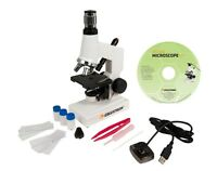 Celestron Digital Microscope Kit - 40X to 600X Power - Celestron #44320