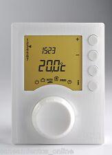 Cronotermostato  ambiente programable semanal Tybox 117 DELTADORE