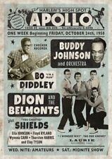 Bo Diddley Dion and the Belmonts Buddy Johnson Apollo Theatre Print / Poster A3