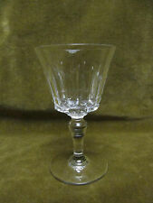 verre à vin rouge cristal Baccarat Piccadilly (crystal red wine glass)