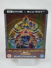 Thor Ragnarok 4K Ultra HD Steelbook Exclusif Zavvi