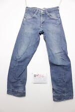Levi's Engineered 835  boyfriend  (Cod.D936) Tg.44 W30 L34  jeans usato
