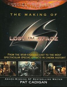 Making of Lost In Space TPB/Pat Cadigan/William Hurt/Gary Oldman/Mimi Rogers