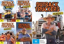 Outback Truckers Series : Season 1 2 3 4 5 : NEW DVD