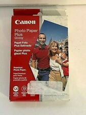 Canon Photo Paper Plus Glossy  4x6 120 Sheets