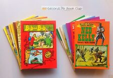 x14 VINTAGE YOUNG AUSTRALIA SERIES BOOKS ~ Magic Pudding, Blinky Bill, Kelly. H