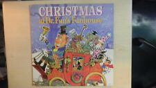 RARE Columbia Records CHRISTMAS AT DR. FUN'S FUNHOUSE LP 1966