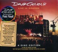 David Gilmour - Live In Gdansk NEW 2CD + 2DVD