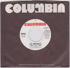LEE MICHAELS {70s Rock} SAME OLD SONG ♫hear EX to NM promo