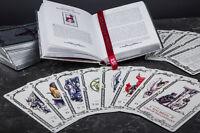 Tarot of Shadows - Special Edition. A Unique Tarot Cards Deck (78 Cards Set)